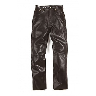 Classic Leather Pants Brown Helstons