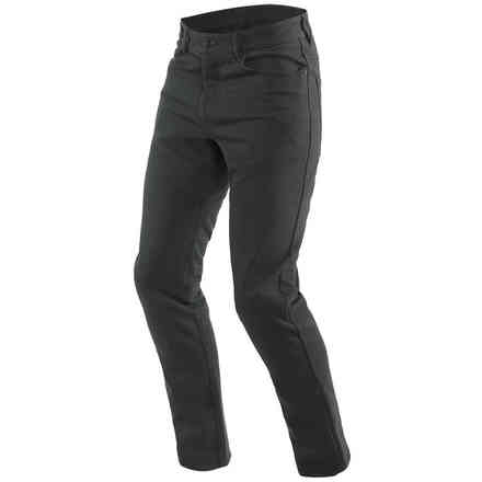 Classic Slim Tex Pants Black Dainese