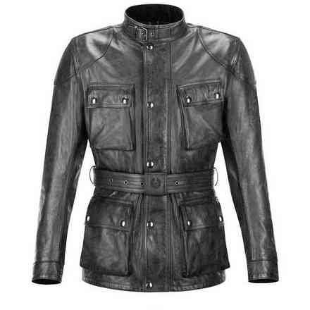 Classic Tourist Trophy Leather Jacket Belstaff