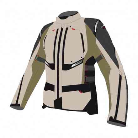 Clover Gts-3 Lady Jacket Clover