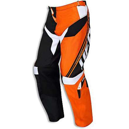 Cluster pants black-orange Ufo
