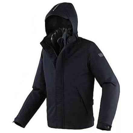 Combat Field H2Out Jacket blue Spidi