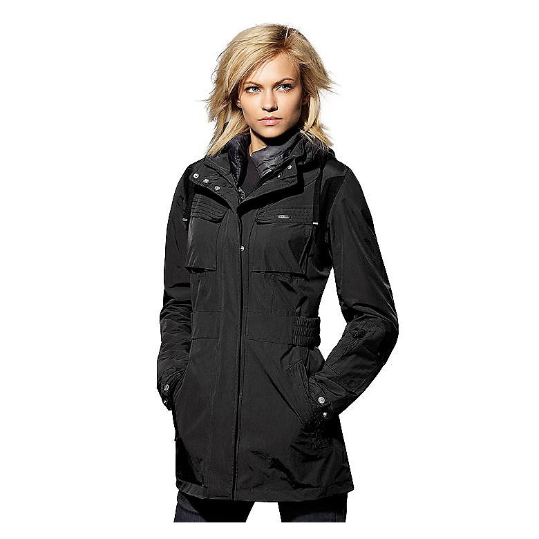 Combat Woman Jacket black Spidi