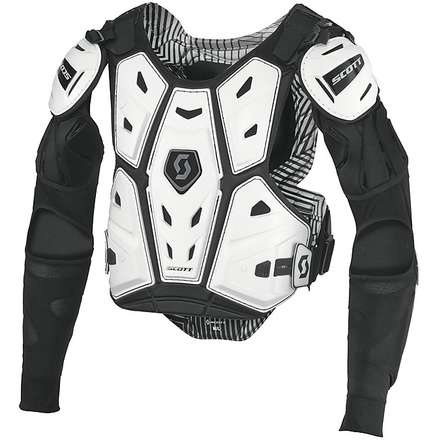 Commander Jacket Protector bianco Scott