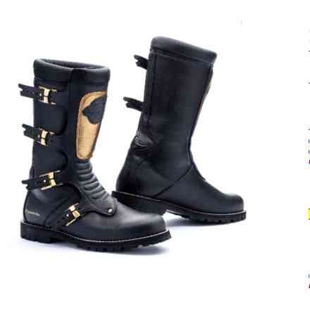 Continental Boots Gold Stylmartin