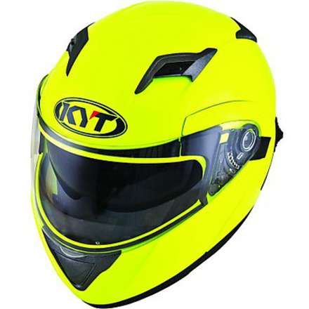 Convair Helmet Yellow Fluo KYT