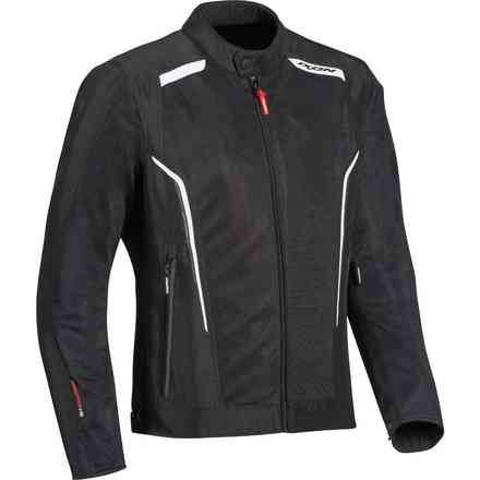 Cool Air jacket black white Ixon