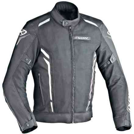 Cooler jacket black white Ixon