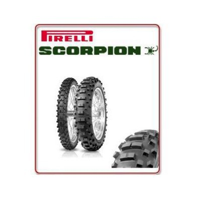 Coppia Ant E Post 140 - 80-18 E 90 - 90-21 Scorpion Pro Fin Pirelli