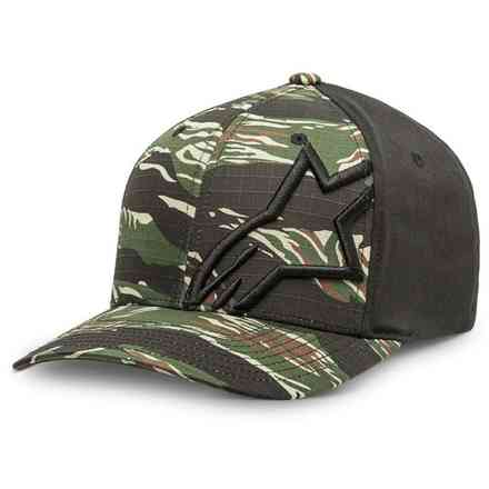 Corp Camo Hat Military Green Alpinestars