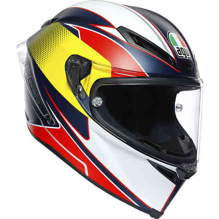 Corsa R Agv E2205 Multi Supersport Helm Agv