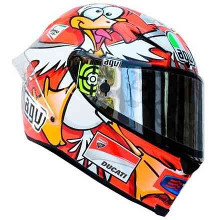 Corsa R Limited Edition Iannone Winter Test Helmet Agv