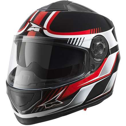 Corsair Fiber Helmet black-red Axo