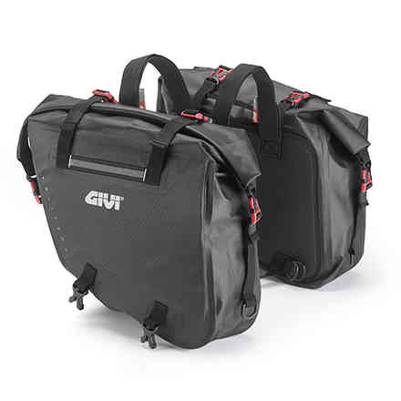 Couple Lateral Bags Waterproof 15lt Givi