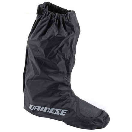 Couvre-chaussures Rain Over Blk Dainese