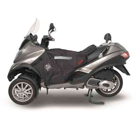 Cover Leg DPI for Piaggio MP3: Touring, 500 S, Hybrid, Business e Gilera Fuoco Tucano urbano