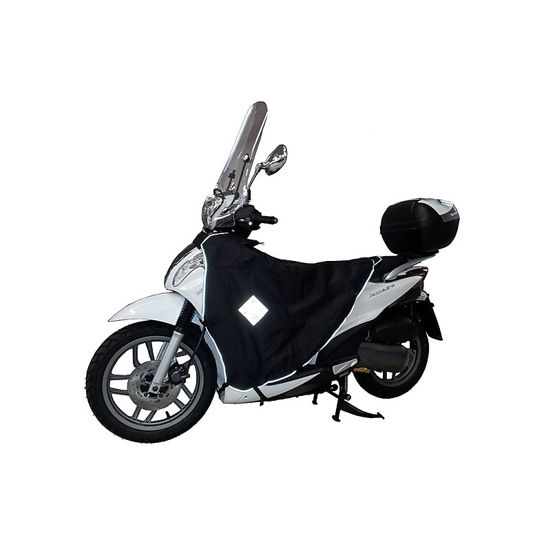 Cover Leg People One 125 da 2013 Tucano urbano