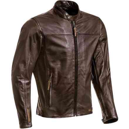 Crank Air Brown Jacket Ixon