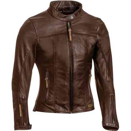 Crank Lady Brown Jacke Ixon