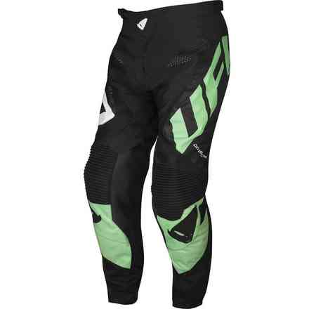 Cross Division Pants Black Green Ufo