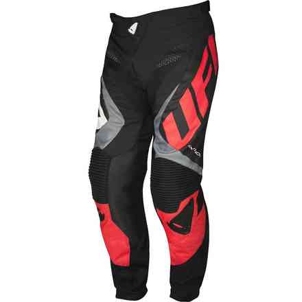 Cross Division Pants Black Red Ufo