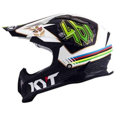 Cross helmet Strike Eagle Febvre KYT