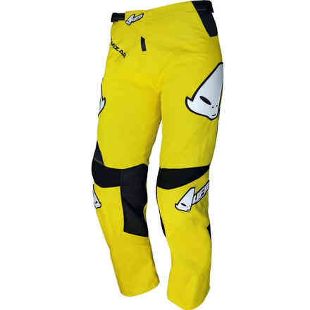 Cross Pants Mizar boy Yellow Black Ufo