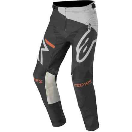 Cross Racer Tech Compass pants light gray black Alpinestars