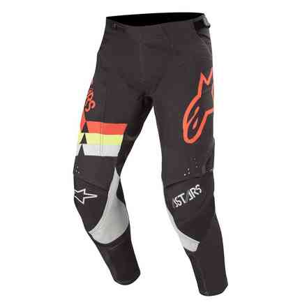 Cross Techstar Venom pants black red fluo yellow fluo  Alpinestars