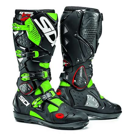 Crossfire 2 Srs green-black Boots Sidi