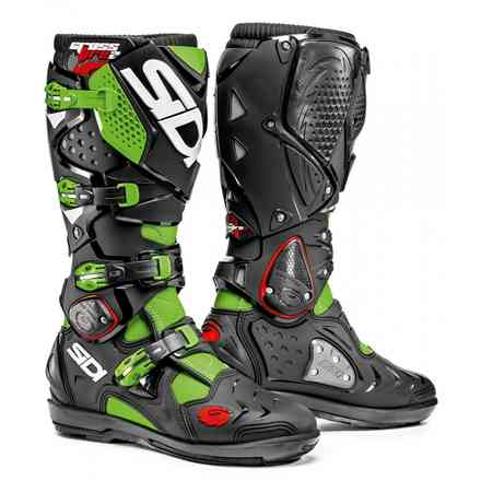 Crossfire 2 Srs green black Boots Sidi