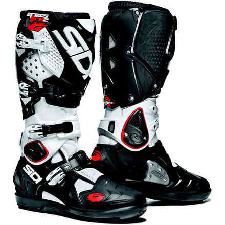 Crossfire 2 Srs white black Boots Sidi
