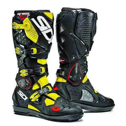 Crossfire 2 Srs Yellow Fluo-black Boots Sidi