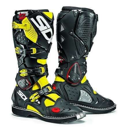 Crossfire 2 yellow fluo-black Boots Sidi