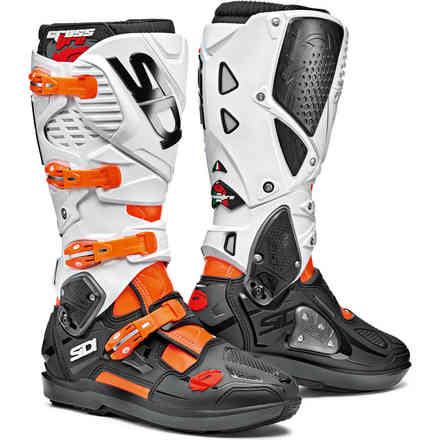 Crossfire 3 Boots Orange / Black / White Sidi