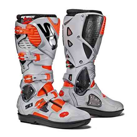 Crossfire 3 Srs Red fluo grey Boots Sidi
