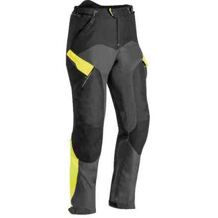 Crosstour 2 Pant black grey yellow fluo Ixon
