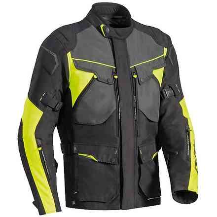 Crosstour Hp Jacket Black / Yellow Ixon