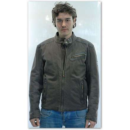Ctn+ Leather Man Jacket Suomy