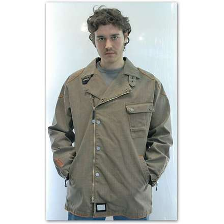CTN Picot Man Jacket Suomy