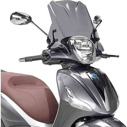 Cupolino Beverly 125ie-300ie (10 > 17) / Beverly 350 Sport Touring (12 > 17) Givi