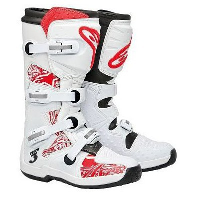 Démarrage Tech 3 Chrome Alpinestars