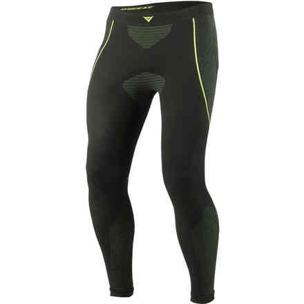 D-Core Dry pant LL black yellow Dainese