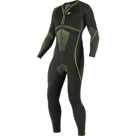 D-core Dry undersuit black yellow Dainese