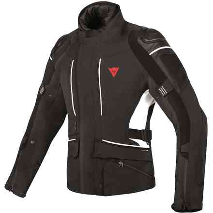 D-Cyclone Gore-Tex Jacket black-black-white Dainese