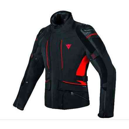 D-Cyclone Gore-tex Jacket black red Dainese