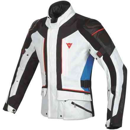 D-Cyclone Gore-Tex Jacket gray black blu Dainese