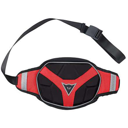 D-EXCHANGE POUCH S noir-rouge Dainese