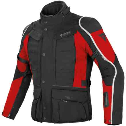 D-Explorer Gtx jacket black red Dainese