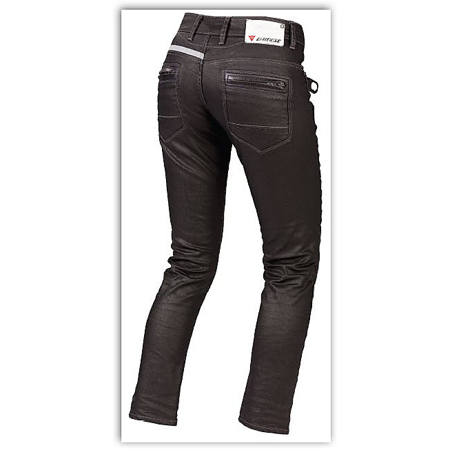 D19 4K Denim Lady Pants Dainese